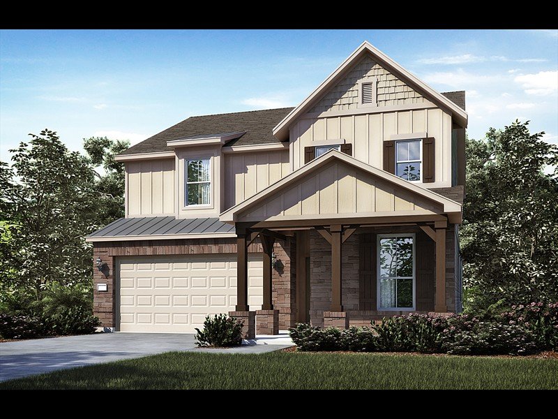 200 Norica Loop, New Homes For Sale in Austin Texas