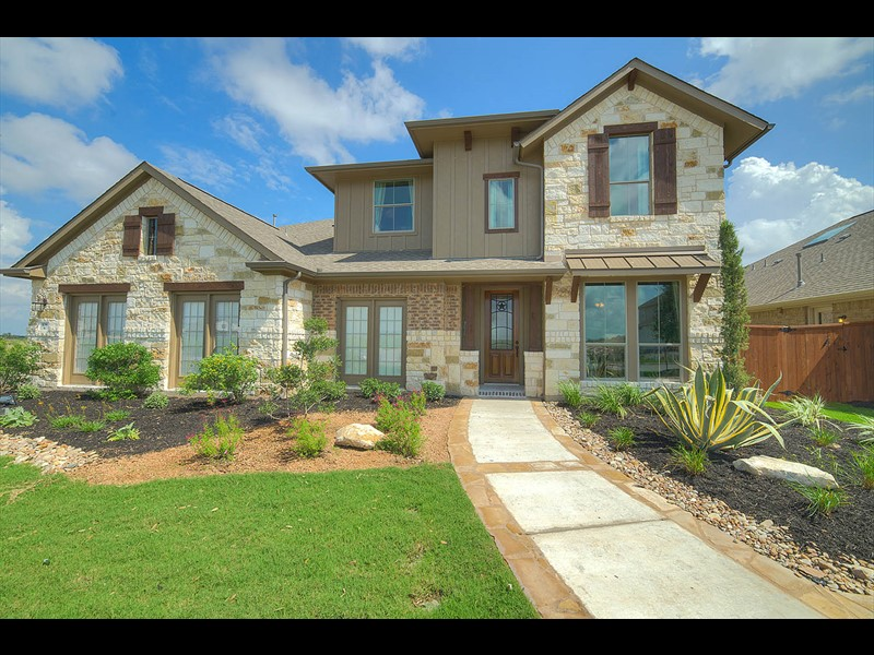 108 Norcia Loop, New Homes For Sale in Austin Texas