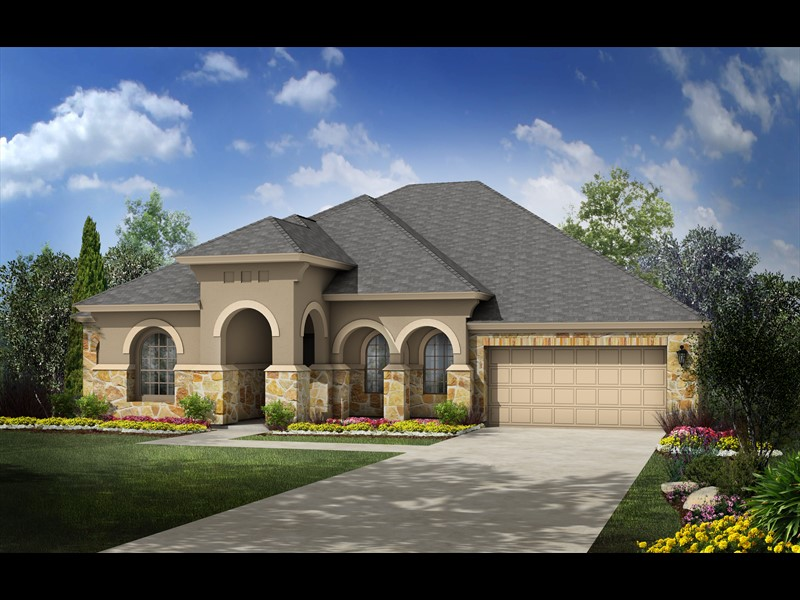 113 Strata Drive, New Homes For Sale in Austin Texas