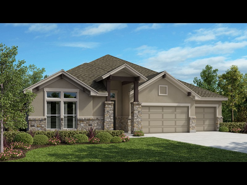208 Callie Way, New Homes For Sale in Austin Texas