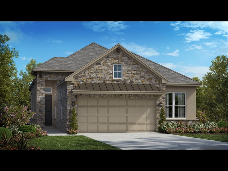 572 Faith Drive, New Homes For Sale in Austin Texas