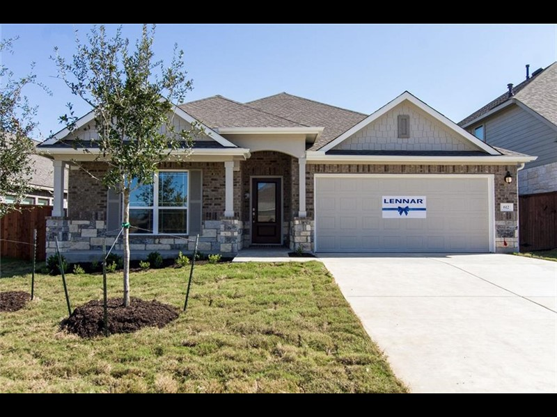612 Inspiration Drive, New Homes For Sale in Austin Texas