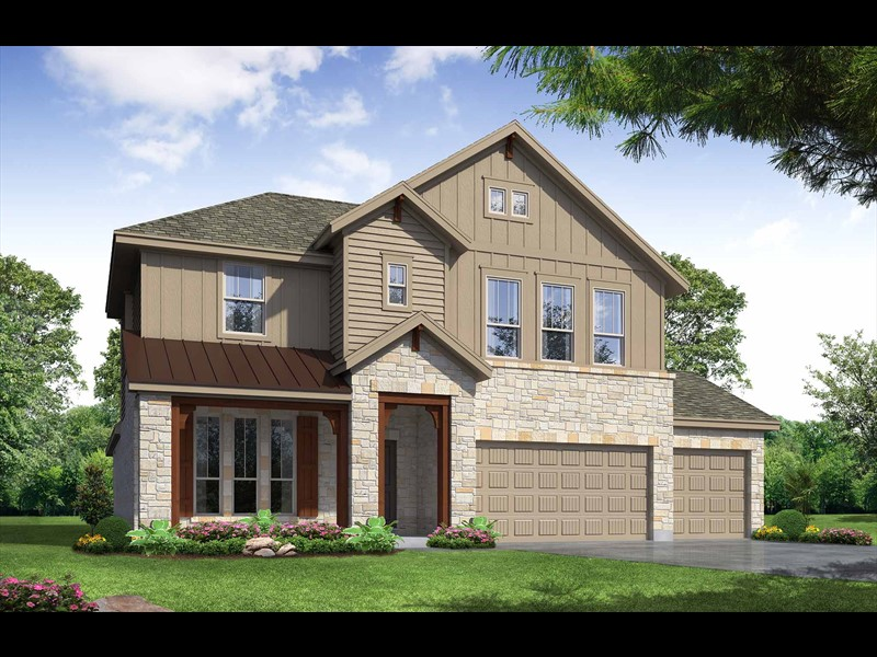 104 Ricker Way, New Homes For Sale in Austin Texas
