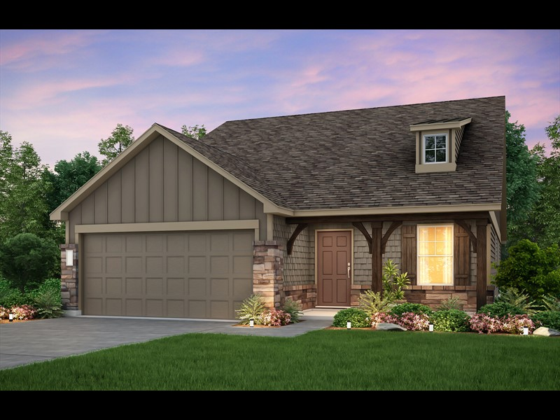 440 Perryville Loop, New Homes For Sale in Austin Texas