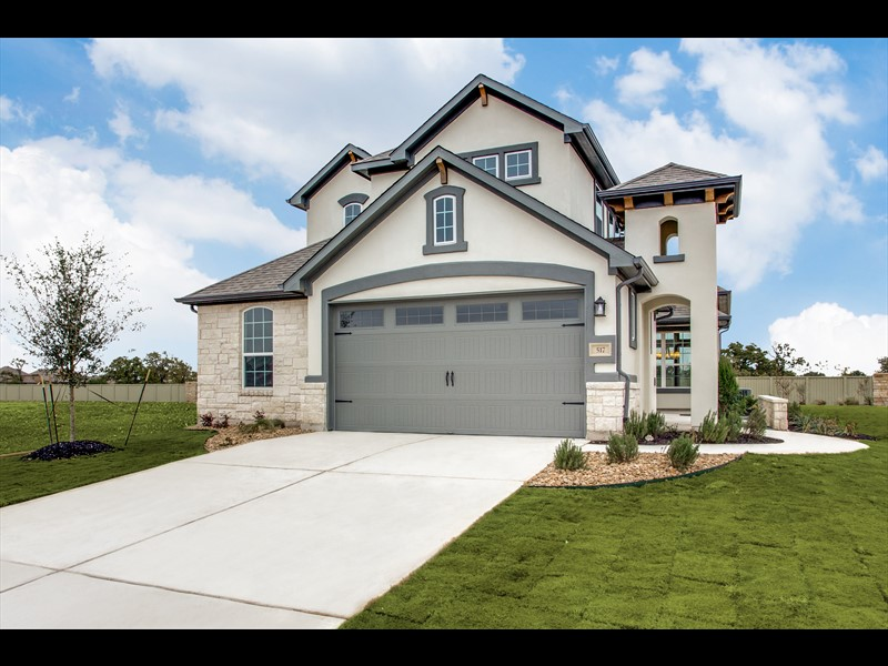 517 Faith Drive, New Homes For Sale in Austin Texas