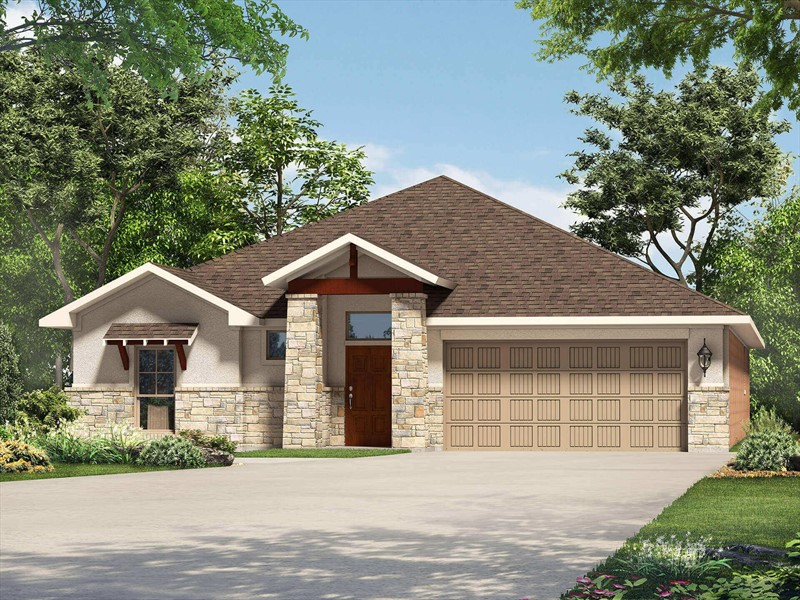 129 Strata Drive, New Homes For Sale in Austin Texas