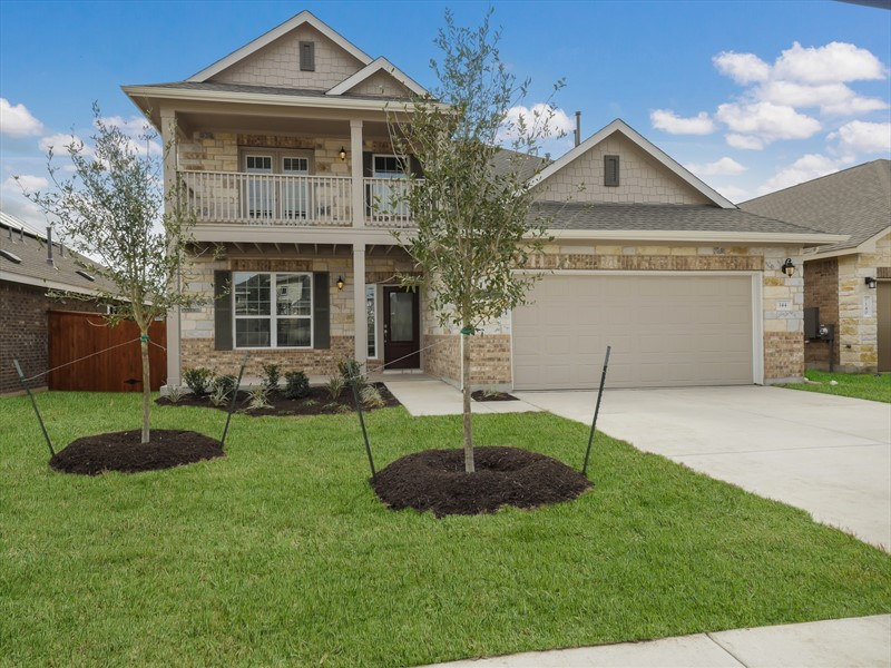 144 Krupp Avenue, New Homes For Sale in Austin Texas