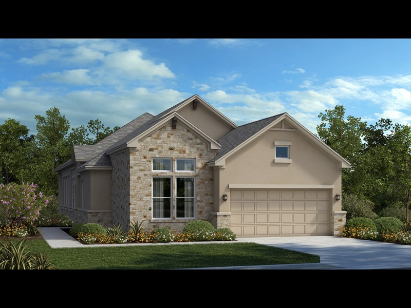 132 Benedum Way, New Homes For Sale in Austin Texas