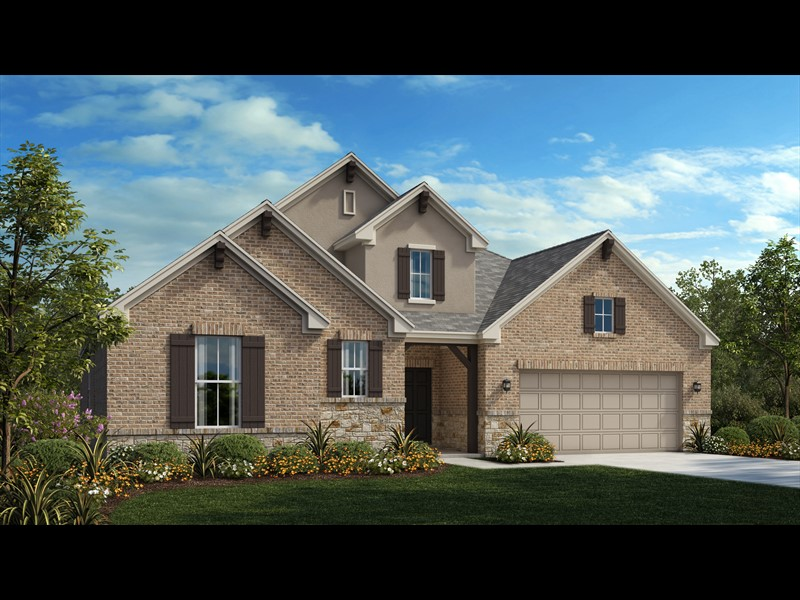 213 Callie Way, New Homes For Sale in Austin Texas