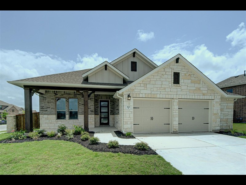 422 Pendent Drive, New Homes For Sale in Austin Texas