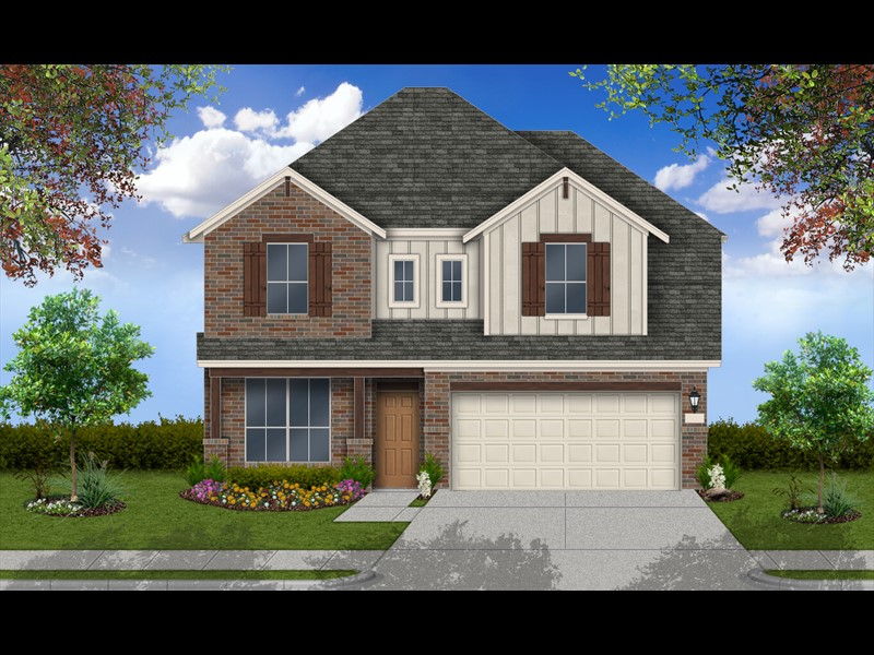 313 Clear Fork Loop, New Homes For Sale in Austin Texas